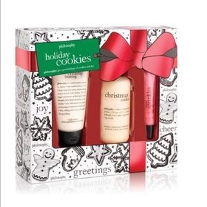PHILOSOPHY • Holiday Cookies 3pc gift set